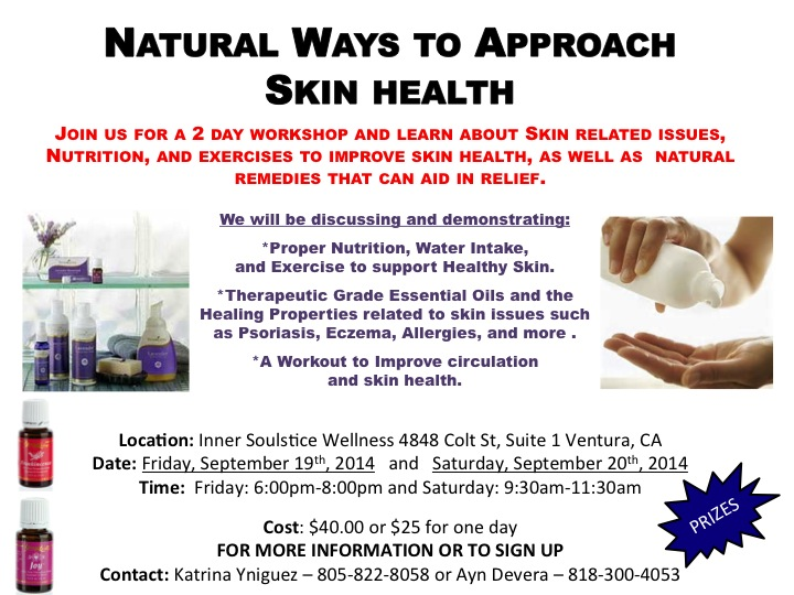 Skin Health Workshop